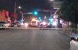 Ejecutan a un hombre abordo de un automóvil; su familia resultó ilesa