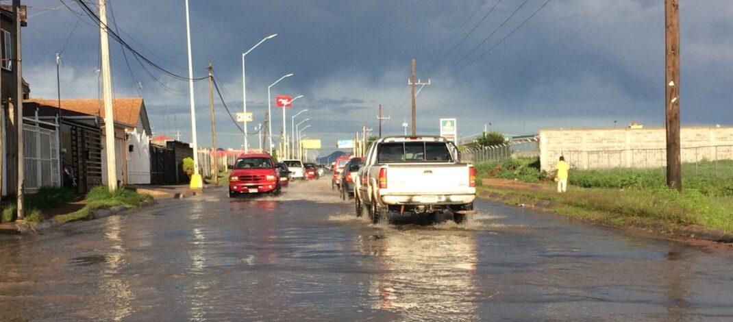 Pronostica Protección Civil lluvias para este fin de semana en el estado