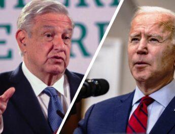 AMLO habló con Joe Biden de cambio climático