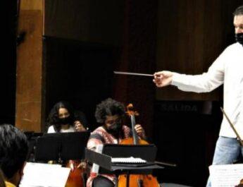 """Invita Secretaría de Cultura al concierto de la OFECH """"Medina-Danzi-Mendelssohn"""""""
