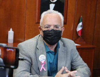 Ante cambio a semáforo amarillo, llama Alcalde Beto Pérez a ser responsables